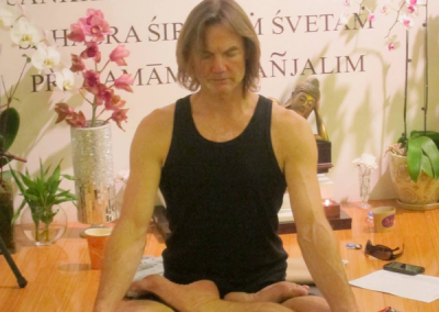 John Scott in Yoga Mala 22-26 Nov 2017
