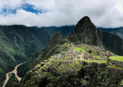 John Scott in Sacred Valley, Peru, September 1 – 10th, 2019