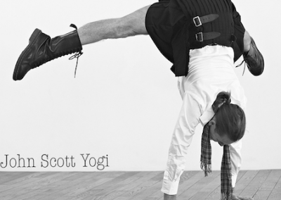 John Scott at EcoYoga, Scotland 15-21 Sept, 2018