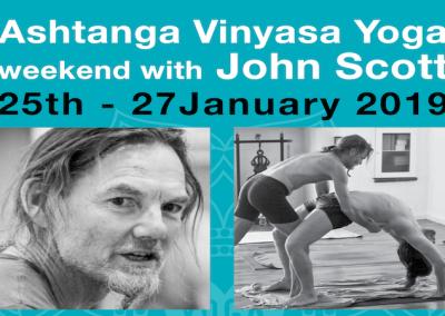 John Scott in Taupo, New Zealand, 25th – 27th January, 2019
